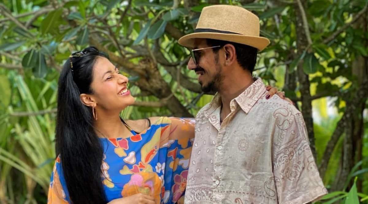 yuzy chahal dhanashree verma