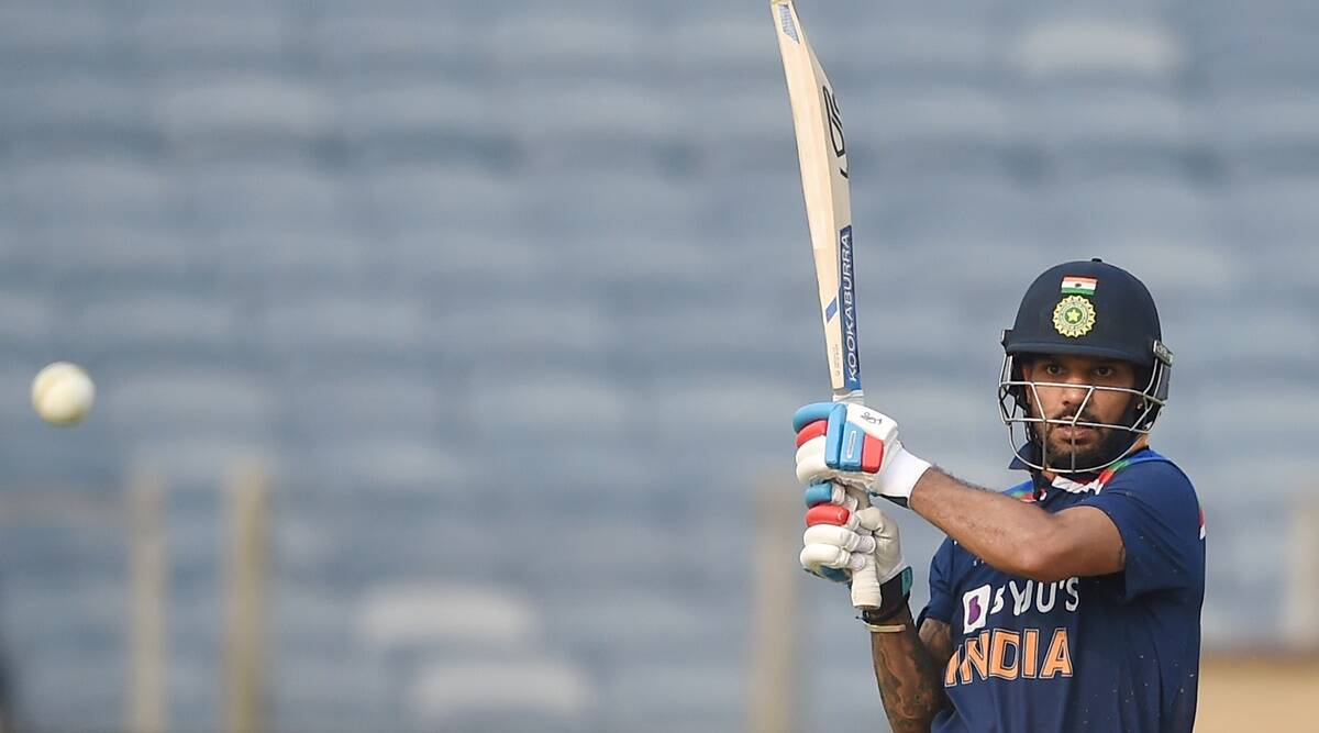 International cricket is pressure, I know how to handle it: Shikhar Dhawan | Sports News,The Indian Express