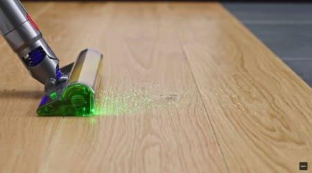 dyson v15 detect vaccum cleaner, dyson v15 detect green laser, dyson v15 detect laser technology, dyson v15 detect vacuum heads, dyson v15 detect features, dyson v15 detect price india