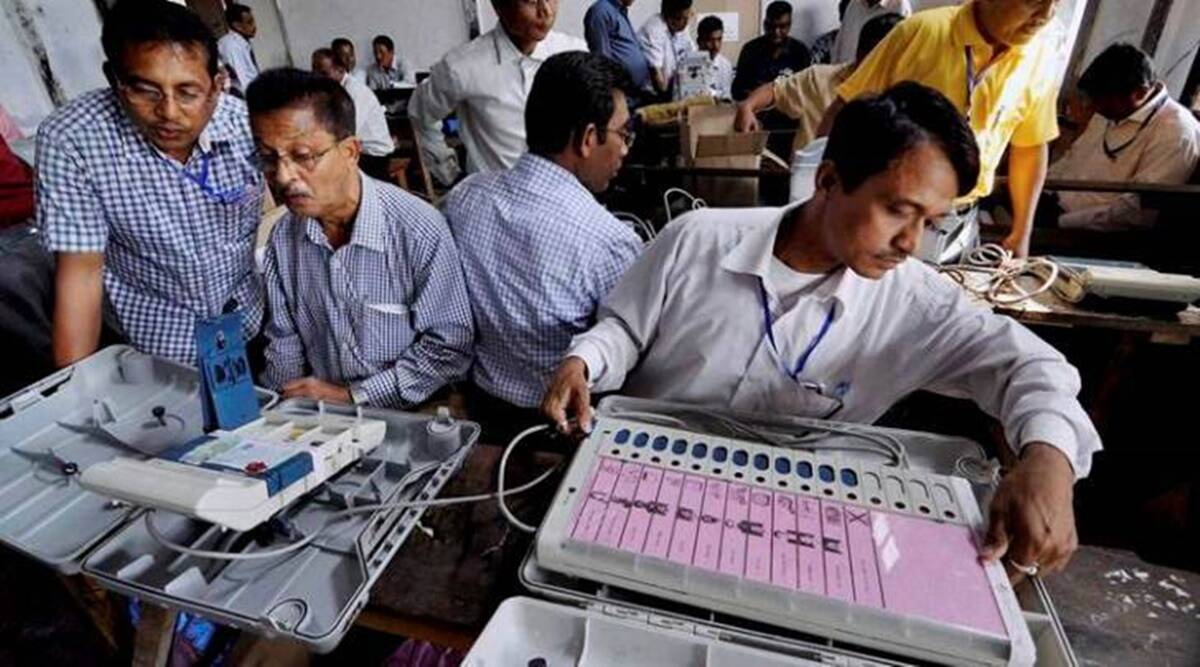 SC for AG and SG's views on PIL for replacing symbol with name, qualification of candidates on EVMs