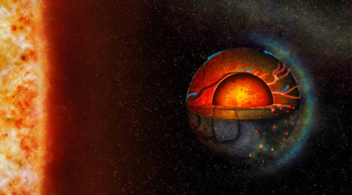 Scientists may have discovered the first evidence for tectonic activity on exoplanet thumbnail