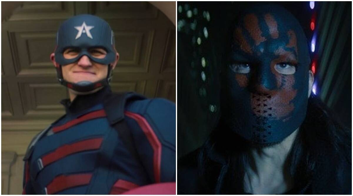 Falcon and Winter Soldier, captain america, flag smashers