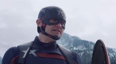 John Walker, Captain America, wyatt russell, falcon and winter soldier