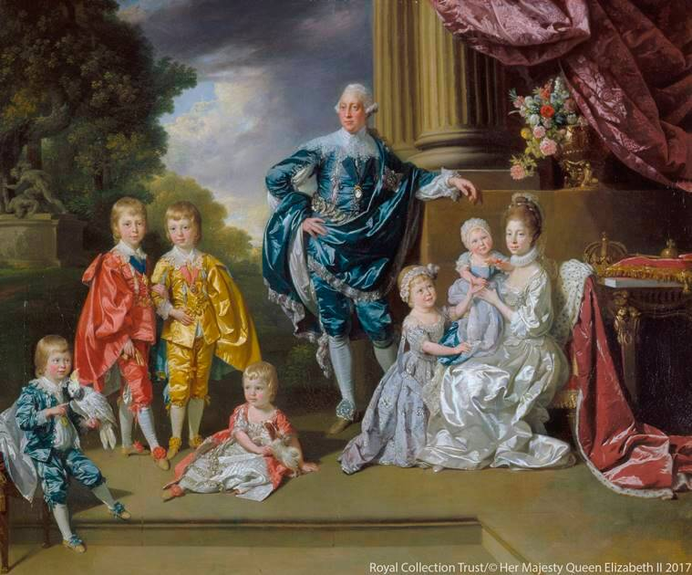 queen charlotte, Britain black queen, indian express, meghan markle
