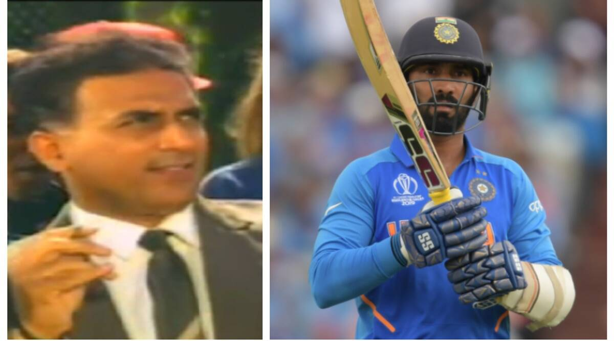 Dinesh Karthik confirms he was named after brand endorsed by Sunil Gavaskar - The Indian Express