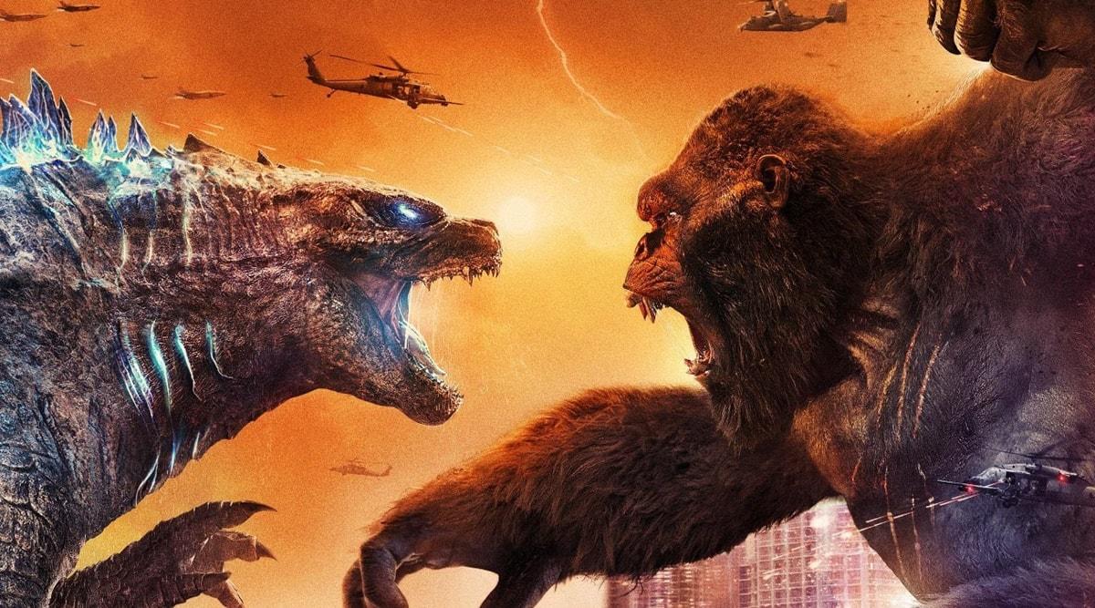 Godzilla vs Kong , Godzilla vs Kong box office