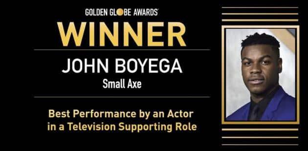 John Boyega, golden globes, golden globes 2021