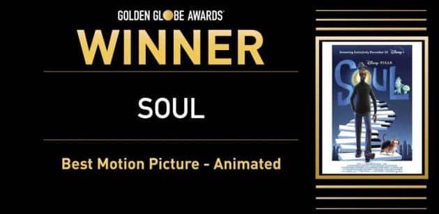 Soul , golden globes, golden globes 2021
