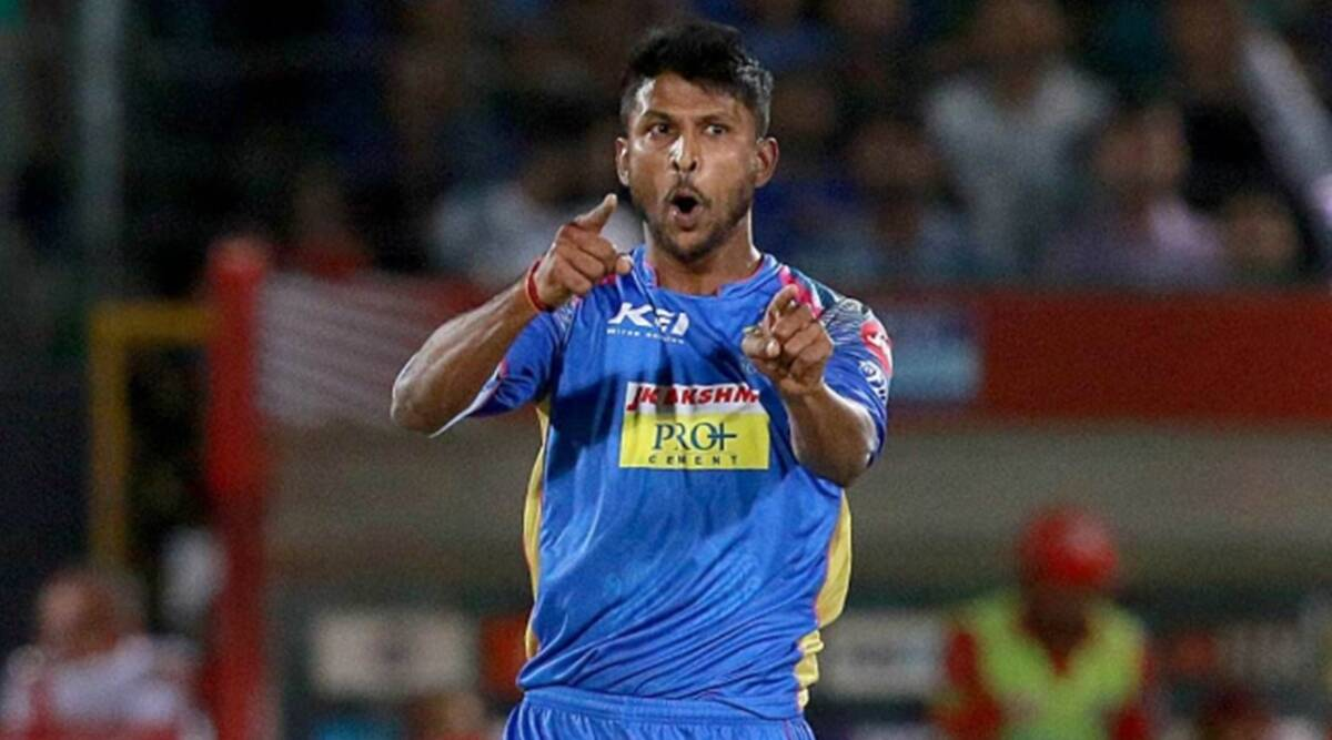 'Carrom ball' in armoury, Krishnappa Gowtham ready to soar under Dravid's wings