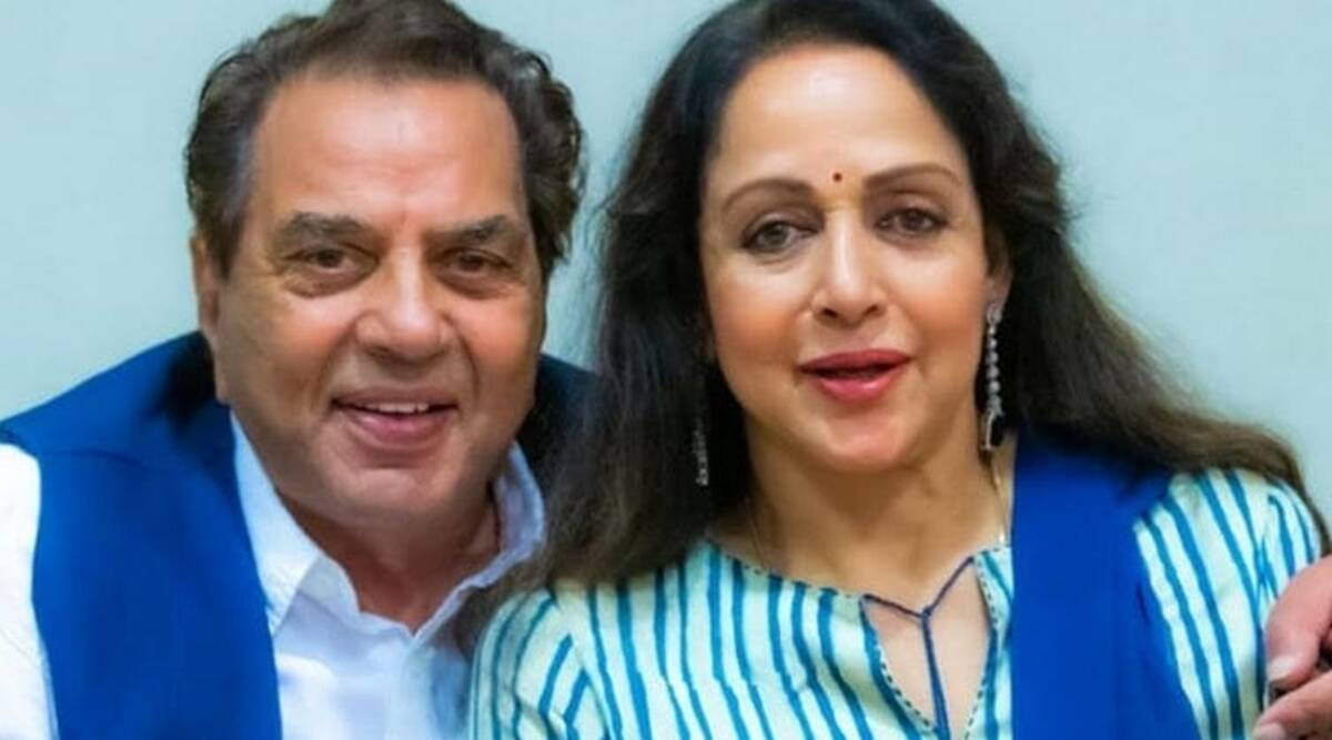 Hema Malini on how her father tried to push Dharmendra away: 'He didn't want us to spend time together' - The Indian Express