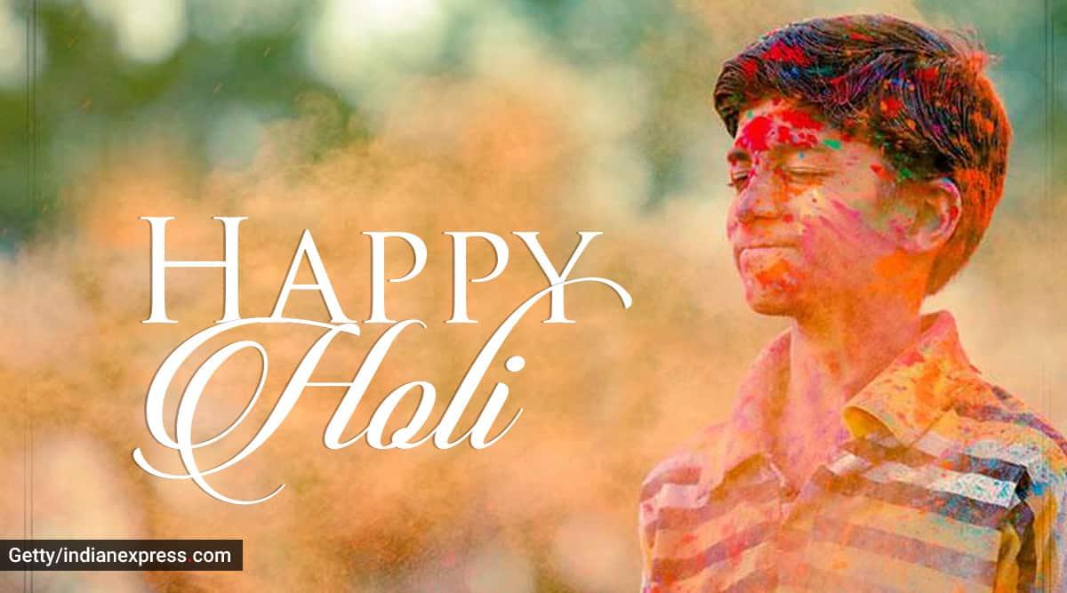Happy Holi 2021 Wishes Images