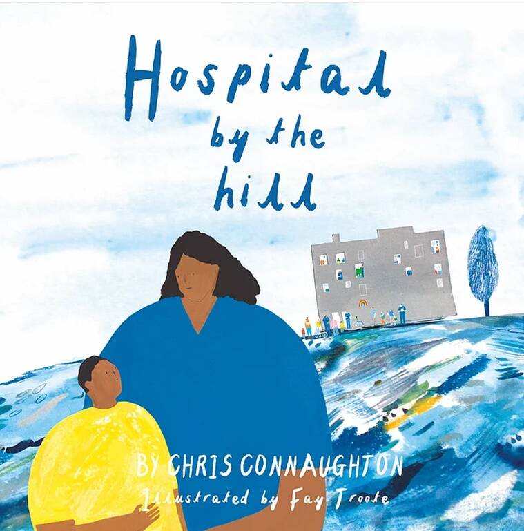 Hospital by the Hill, Chris Connaughton, indianexpress