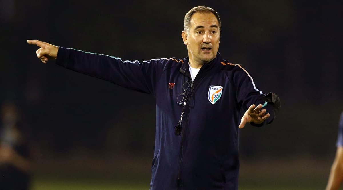 Igor Stimac, Head Coach - India