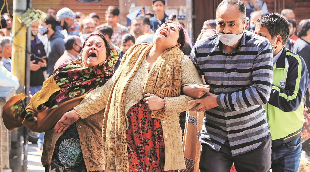 Eleven days after he was shot at, son of J&K eatery owner dies