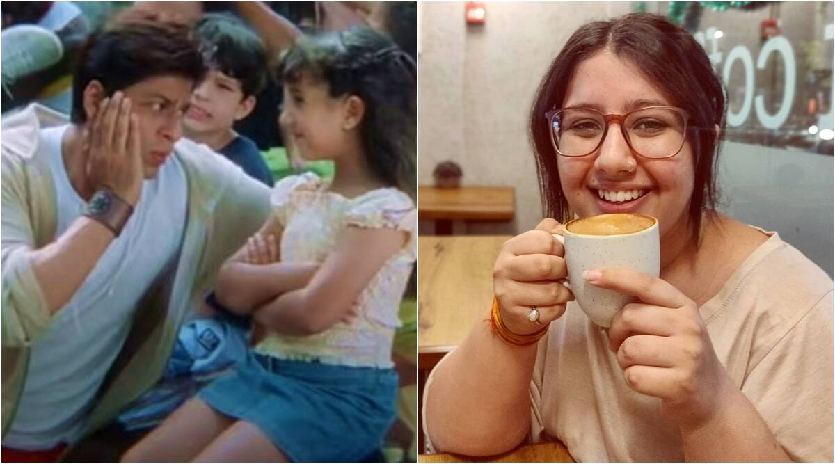 SRK's Kal Ho Naa Ho co-star Jhanak Shukla is all grown up now, says she feels 'retired at the age of 25' - The Indian Express