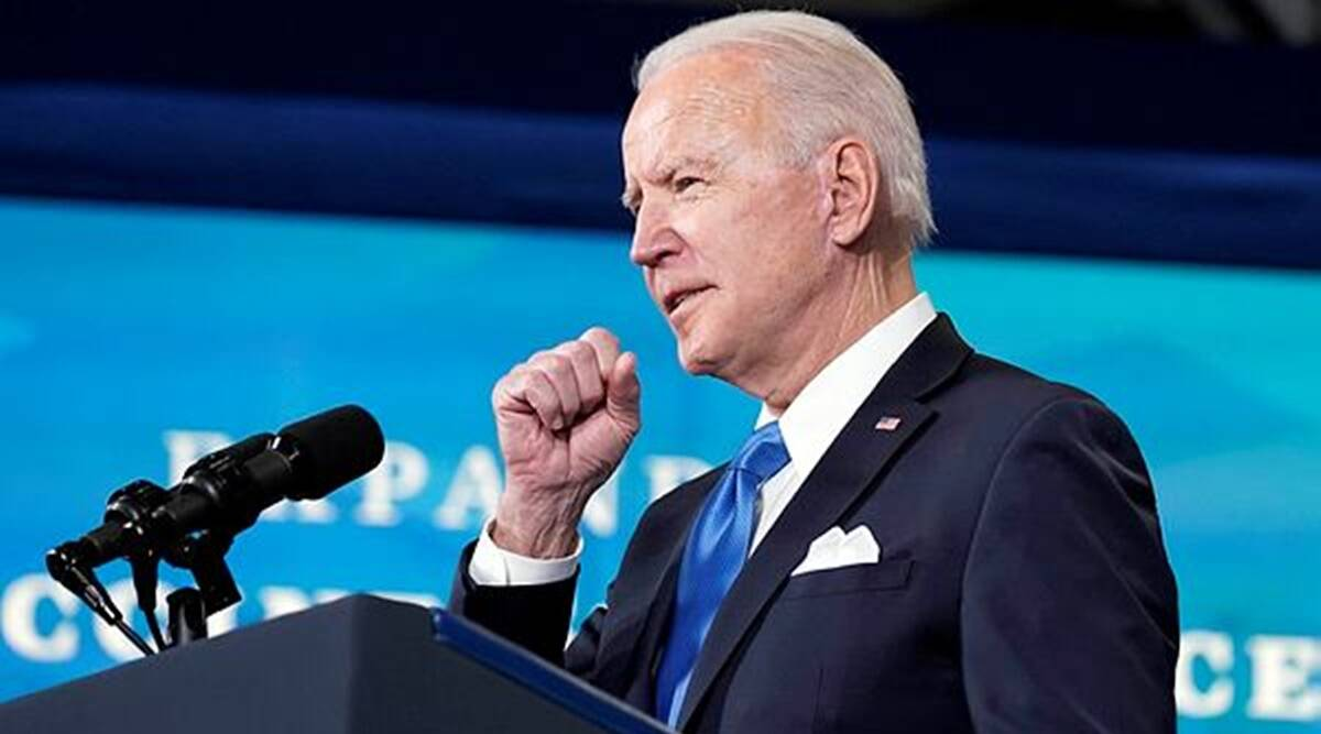 It's un-American and must stop': Biden addresses growing attacks on Asian Americans
