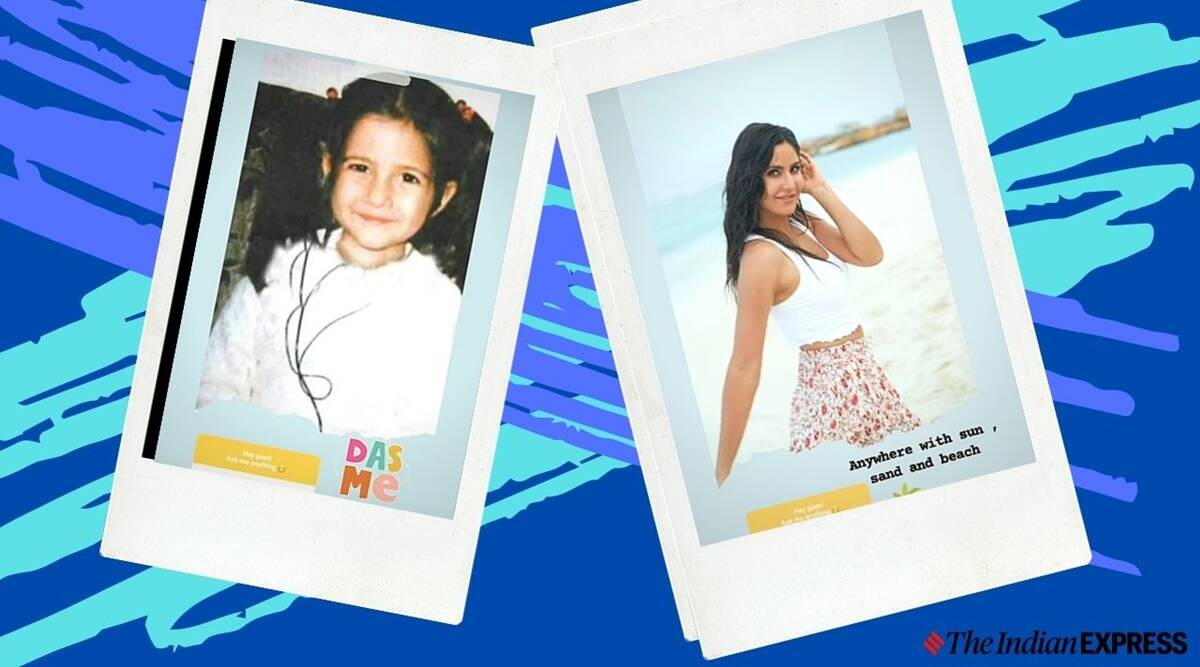 Katrina Kaif reveals unseen picture, favourite holiday destination, the last time she got upset and more