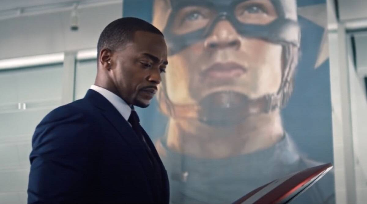 Anthony Mackie on The Falcon and the Winter Soldier: 'Show is very honest about what it means to be a Black Captain America' | Entertainment News,The Indian Express