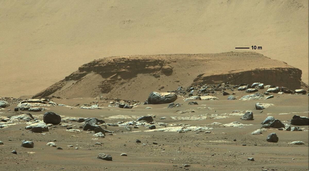 Mars long ago was wet. You may be surprised where the water went thumbnail