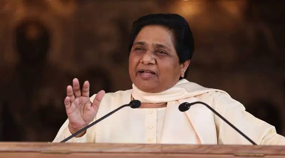 Mayawati, BSP, Uttar Pradesh vaccine, coronavirus vaccine, uttar pradesh news, india news, indian express