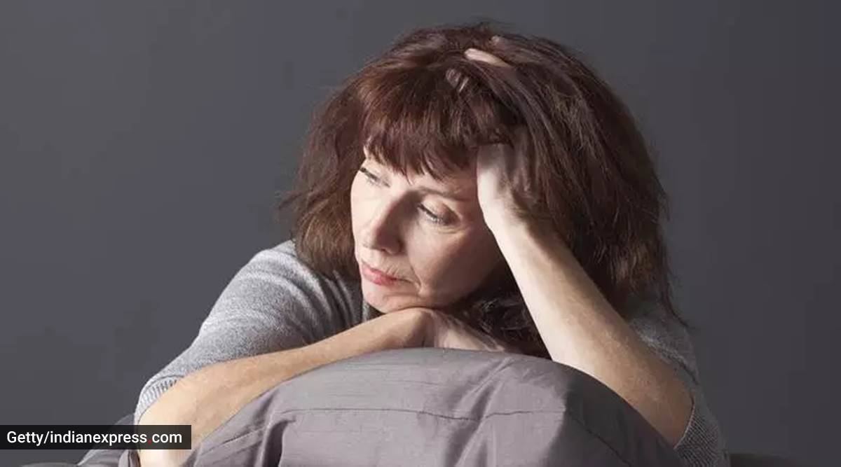 menopause, symptoms, causes of menopause, indianexpress