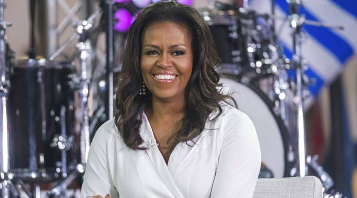 Michelle Obama, Michelle Obama interview, Michelle Obama book, Michelle Obama barack obama, Michelle Obama knitting, Michelle Obama pandemic, Michelle Obama fashion, Michelle Obama instagram, who is Michelle Obama, Michelle Obama news