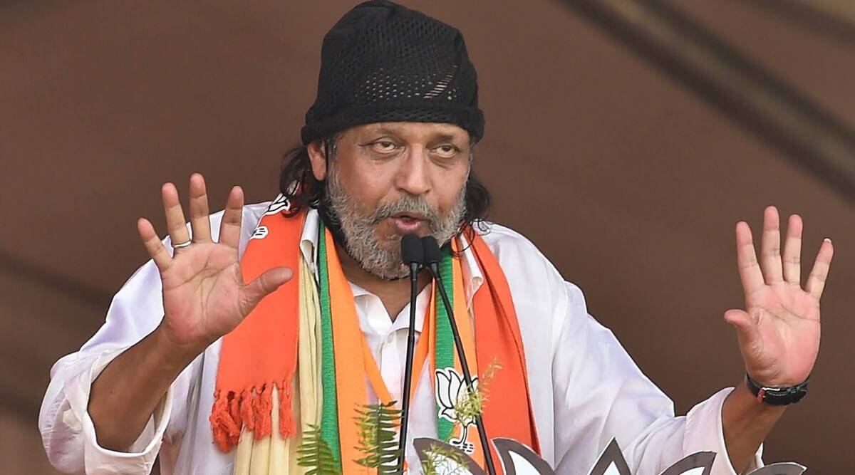 BJP, BJP bengal rally, Mithun Chakraborty I am pure cobra, Mithun Chakraborty twitter reactions, PM Modi, Brigade Parade, Kolkata, trending, indian express, indian express news