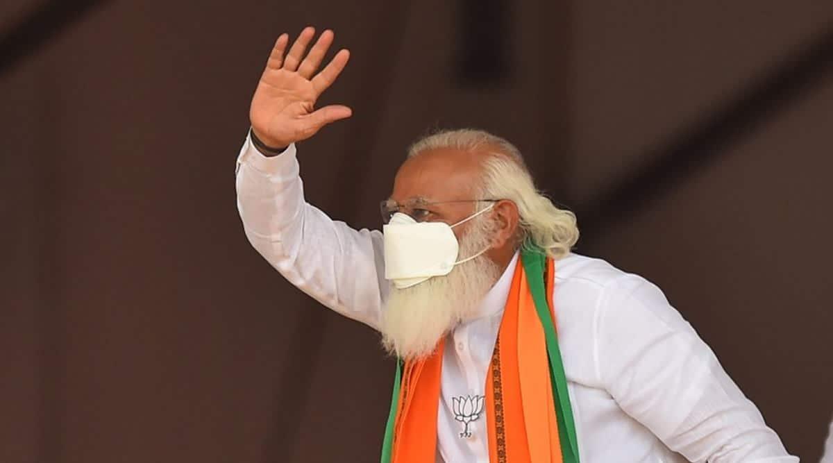 Narendra Modi calls up CM Uddhav