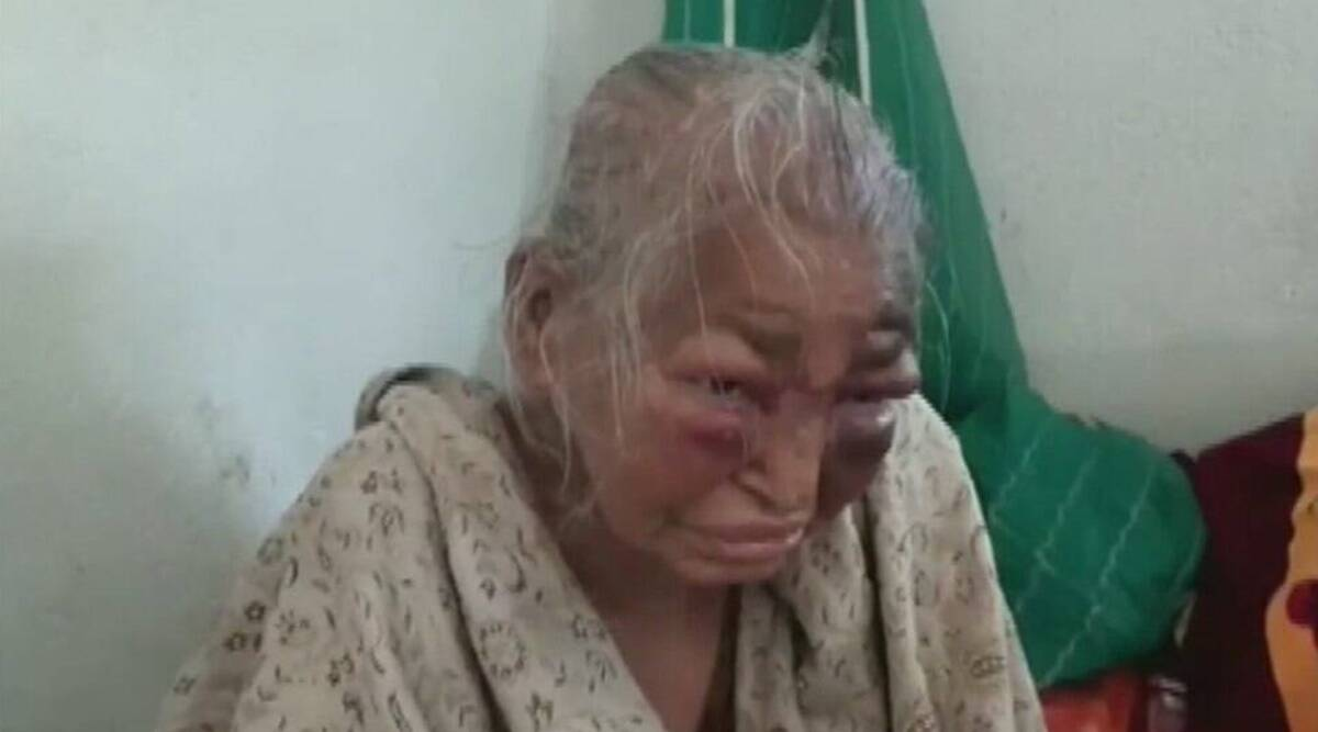 85-year-old mother of BJP worker allegedly beaten up by TMC supporters dies; pain will haunt Mamata, says Amit Shah