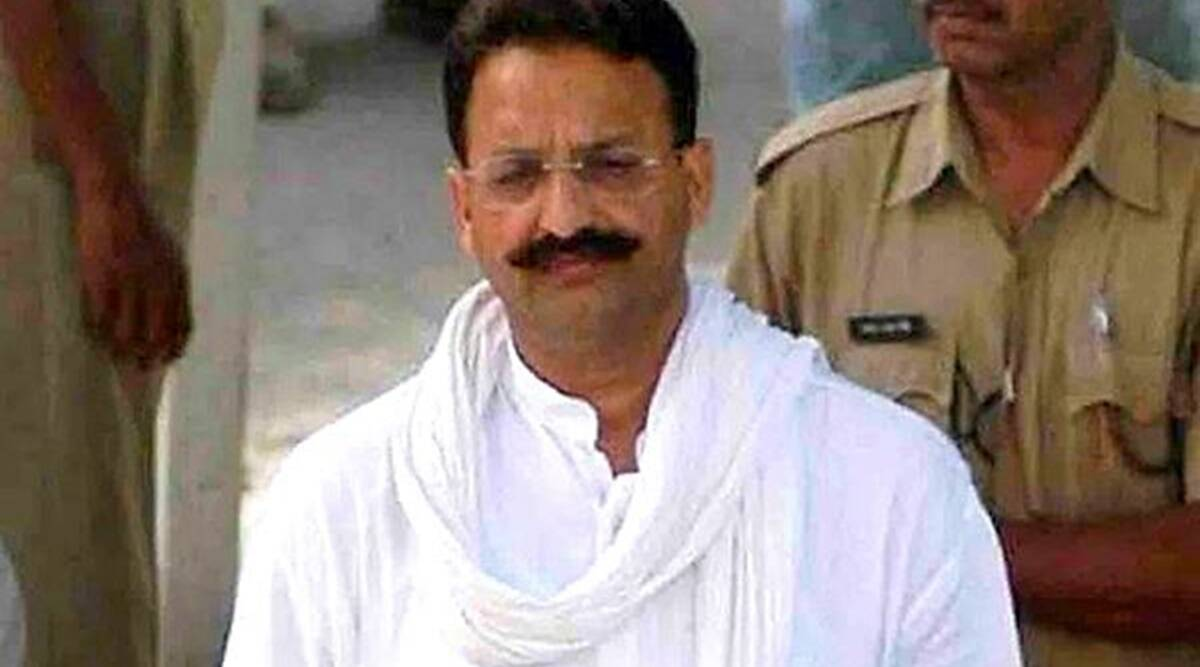Mukhtar Ansari, atiq ahmed, mukhtar ansari, mukhtar ansari up, up police, up government, indian express news
