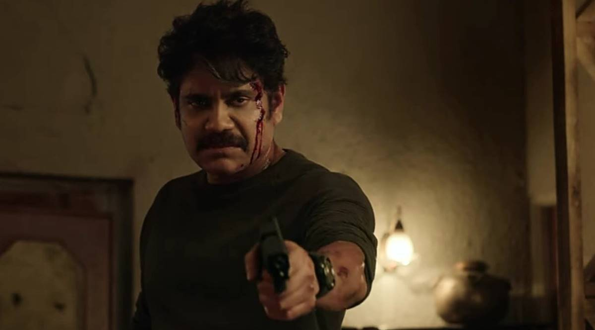 Wild Dog trailer: Nagarjuna promises a powerful action movie |  Entertainment News,The Indian Express