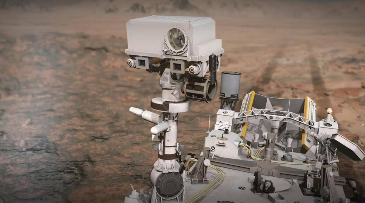 NASA releases sound recording of laser on Mars and it is different from what you think thumbnail