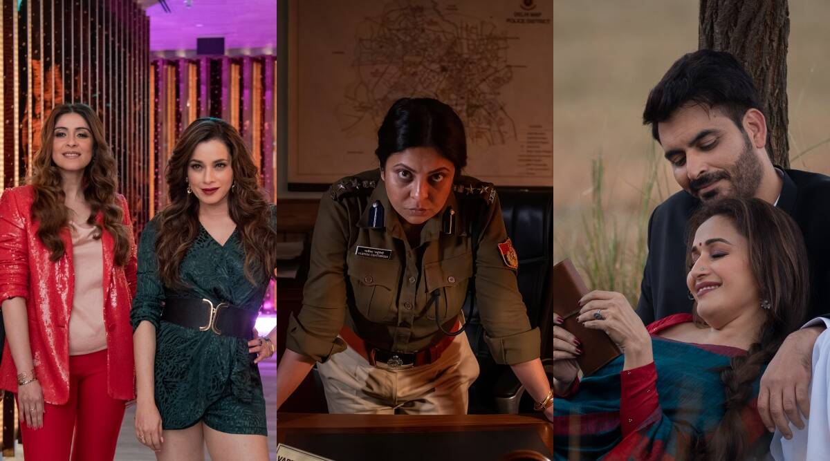 Netflix announces 41 titles: Fabulous Lives 2, Delhi Crime 2, Madhuri Dixit's Finding Anamika in pipeline - The Indian Express