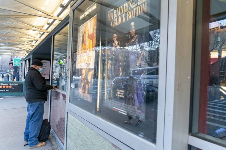 theaters reopen