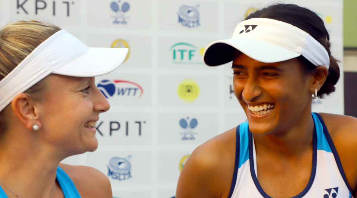 Brazilian Pigossi to face Zakarlyuk of Ukraine in 25k Women's ITF finals
