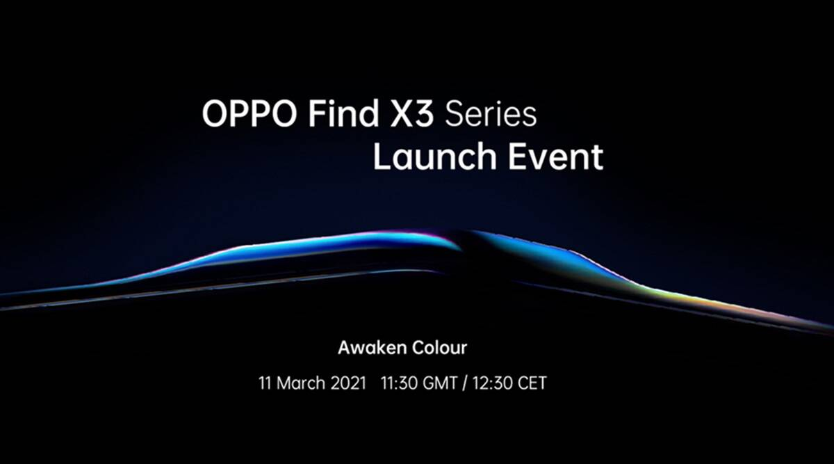 oppo find x3, oppo find x3 pro launch date, oppo find x3 specs, oppo find x3 pro design, oppo find x3 livestream details, oppo find x3 price india