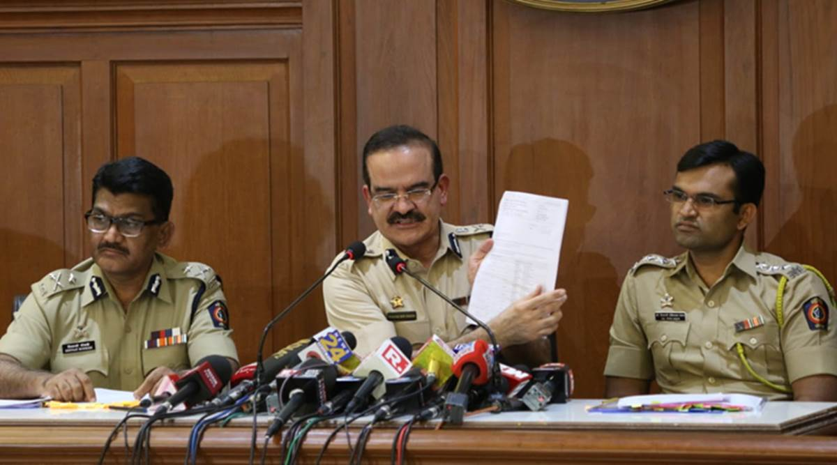 Ex-top cop moves Bombay High Court; ruling alliance stands by minister: no tradition of resigning