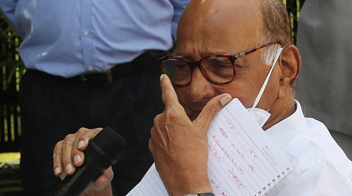 Sharad Pawar sidesteps letter fallout: 'Let CM decide, suggest probe by Julio Ribeiro'