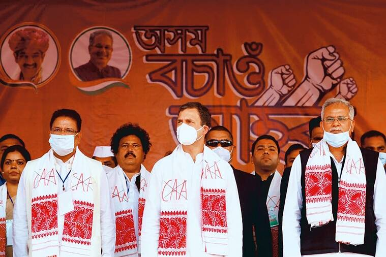 Assam polls: In first election since anti-CAA violence, issue finds little traction in state