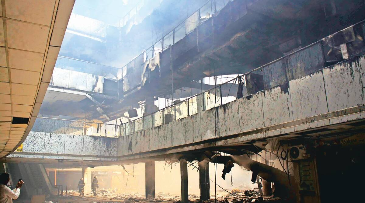 Bombay fire: Civic body denied nod to hospital thrice in 10 yrs; granted due to Covid