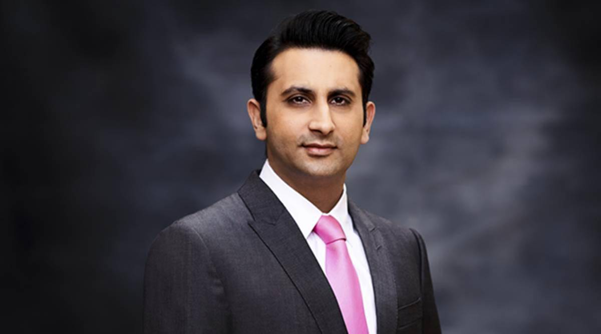 Adar Poonawalla, Mayfair home Adar Poonawalla, serum institute of india, Adar Poonawalla net worth, indian express