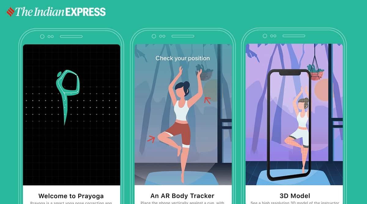 Prayoga app, Prayoga Yoga app, Prayoga app iPhone, Raksha Rao app developer, international womens day 2021, Apple iPhone