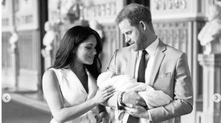 Prince Harry, Prince Harry grey suit, Prince Harry interview, Prince Harry and Meghan Markle interview with Oprah, Prince Harry fashion, Prince Harry news, indian express news