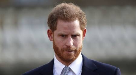prince harry, indianexpress