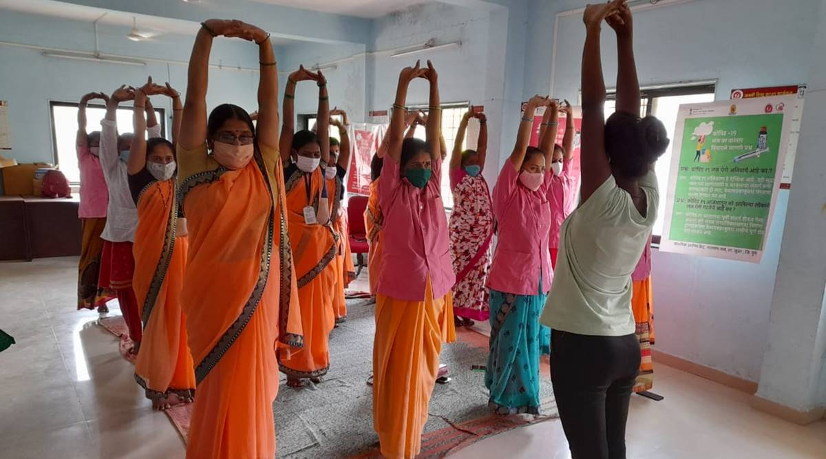 Pune health brief, Mar 17: National Institute of Naturopathy starts common yoga protocol training for ASHA workers; Five members of Sahyadri Hospital Blood Bank to be honoured Corona Warrior Award and more
