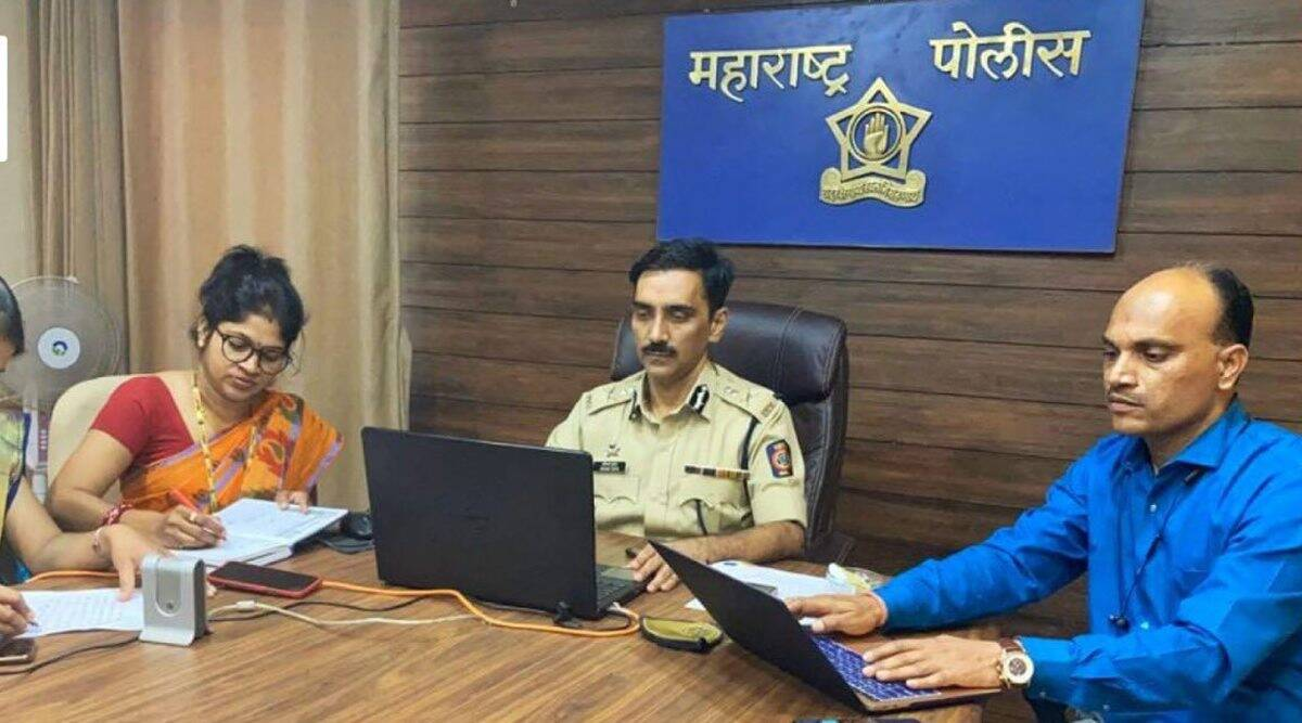 pune commissioner, pune police, pune cp no means no, pune cp reply man ask woman out, police funny news, indian express,