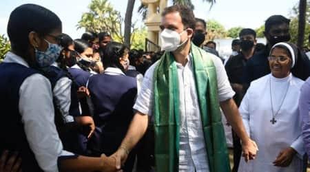 Rahul gandhi kanyakumari Tamil nadu