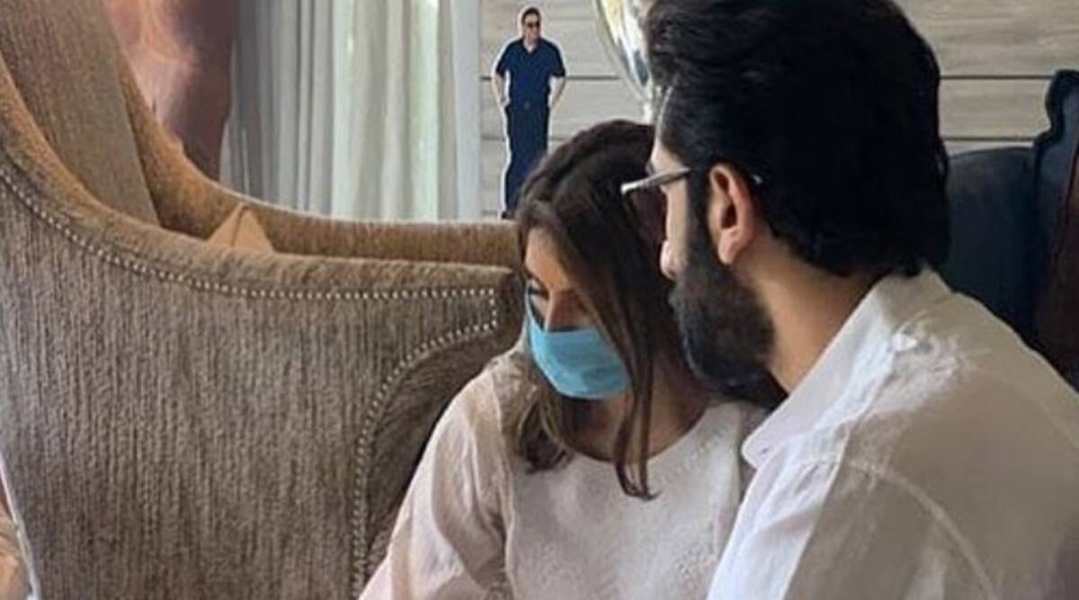 Ranbir Kapoor, Riddhima attend dad Rishi Kapoor's 11-month prayer meet: 'We miss you', see photo - The Indian Express