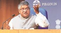 Ravi Shankar Prasad interview: 'Law against social media abuse'