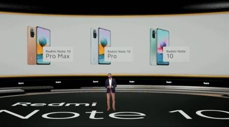 Redmi Note 10 Pro Max, Redmi Note 10 Pro Max price in India, Redmi Note 10 price in India